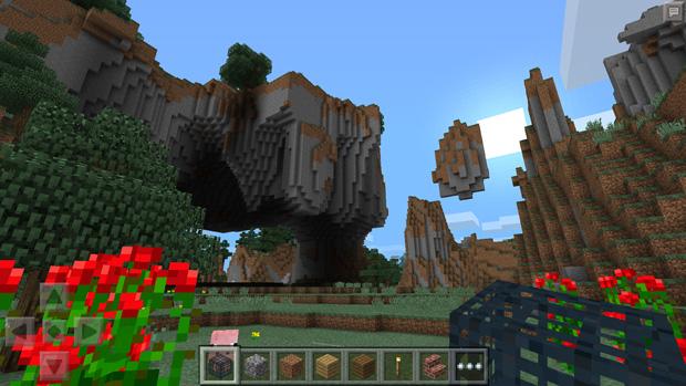 minecraft pe 1.15 download apk